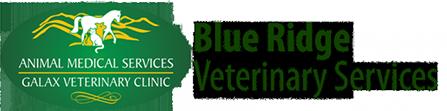 Blue Ridge Veterinary Services logo