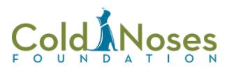 cold noses foundation logo