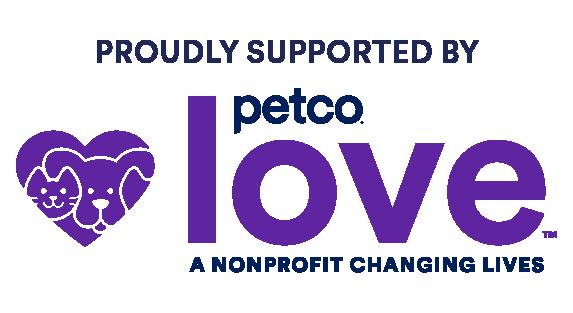 badge for Petco Love